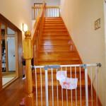 安全性を考えた階段