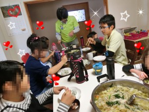 ちゃんこ鍋・シアター60