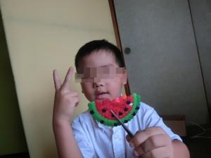 夏休みチーム活動3